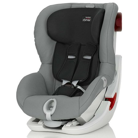 Автокресло Britax Roemer King II Steel Grey