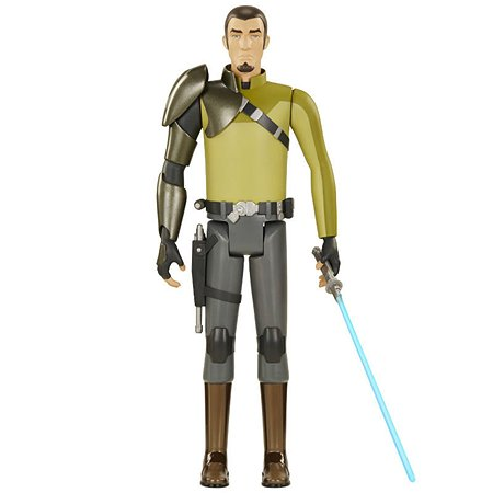 Фигура Big Figures Звездные Войны Повстанцы Кэнан, 50 см.