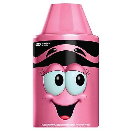 Набор для творчества Crayola Карандаш (розовый)