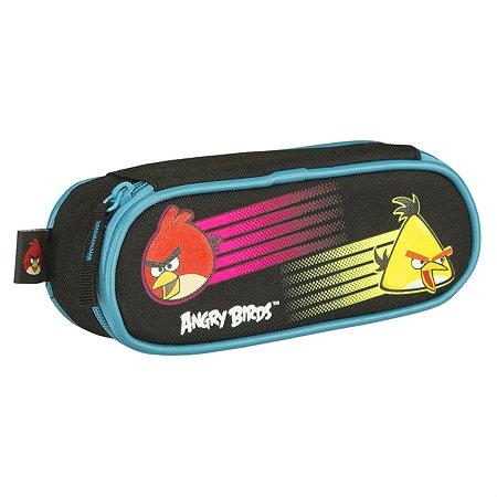 Пенал Kinderline жесткий Angry Birds