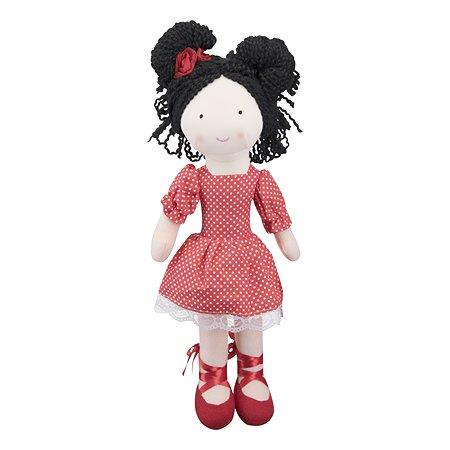 Кукла текстильная Мир Детства Кармен 30см