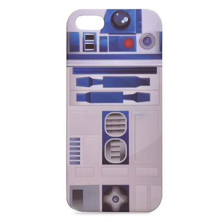 Чехол для задней части iPhone 5 Star Wars Р2-Д2