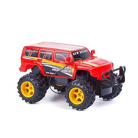 Внедорожник радиоуправляемый New Bright Hummer H3/Ford F-150/Jeep Wrangler 1:24 в ассортименте