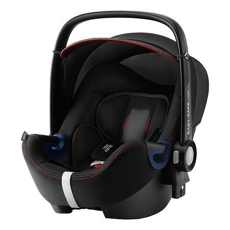 Автокресло Britax Roemer Baby-Safe2 i-Size Cool Flow Black