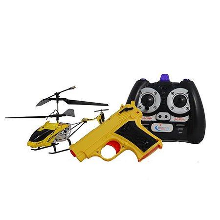 Вертолет на ИК-управлении Властелин небес Снайпер (гиро турбо)