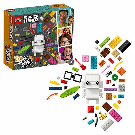 Конструктор LEGO BrickHeadz Собери меня из кубиков! 41597