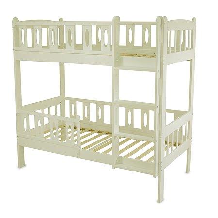 Кровать двухъярусная Babyton Соня 3 Бежевый