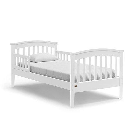 Кровать Nuovita Perla lungo подростковая Белый