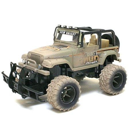 Внедорожник радиоуправляемый New Bright Jeep Wrangler Mud Slinger 1:15 в ассортименте