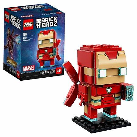 Конструктор LEGO BrickHeadz Железный человек MK50 41604