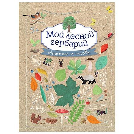 Книга ПИТЕР Мой лесной гербарий