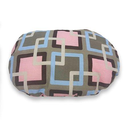 Подушка для собак IMAC Milu dream для лежака Dido маленькая Розово-бежевая