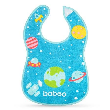 Фартук нагрудный BABOO Space махровый с 1года 11-204