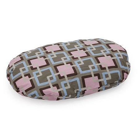 Подушка для собак IMAC Milu dream для лежака Dido средняя Бежево-розовая