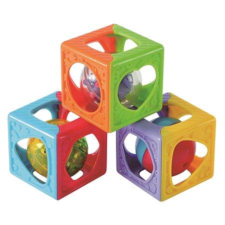 Кубики развивающие Playgo Play 1520