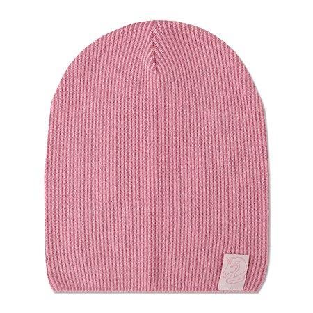 Шапка Futurino светло-розовая