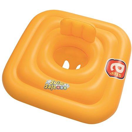 Плотик для плавания Bestway Swim Safe ступень A трехкамерный 32050