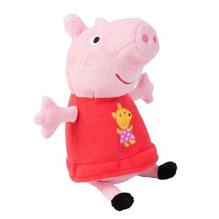 Игрушка мягкая Свинка Пеппа Pig озвученная 34796