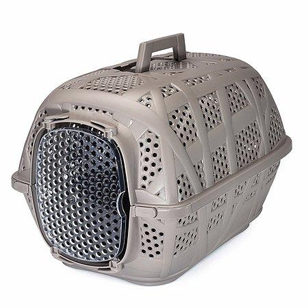 Переноска для кошек и собак IMAC carry sport средняя Бежево-серая
