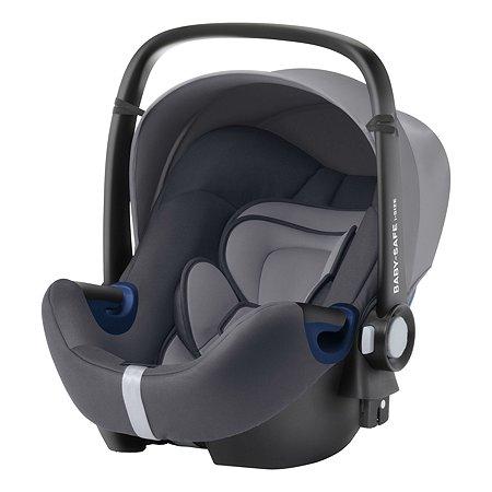 Автокресло Britax Roemer Baby-Safe2 i-Size Bundle Storm Grey