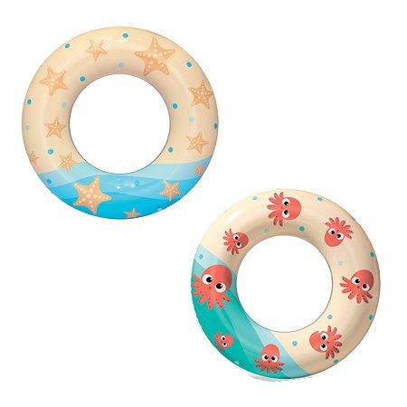 Круг для плавания Bestway Море в ассортименте 36014