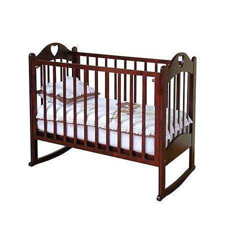 Кровать детская Красная Звезда (Можга) Любаша шоколад