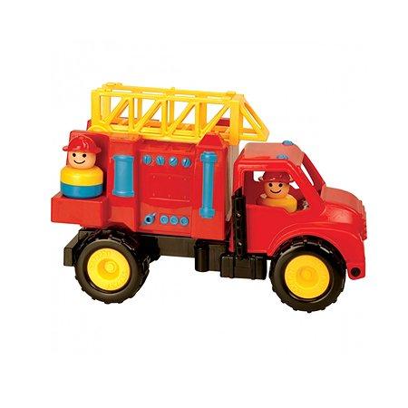 Пожарная машина Battat с пожарниками