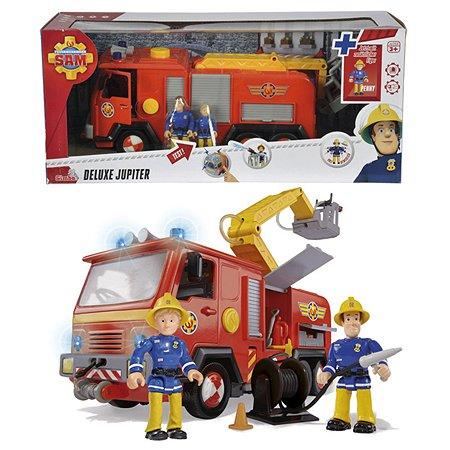 Машина пожарная Fireman Sam Пожарный Сэм+2фигурки 9257661