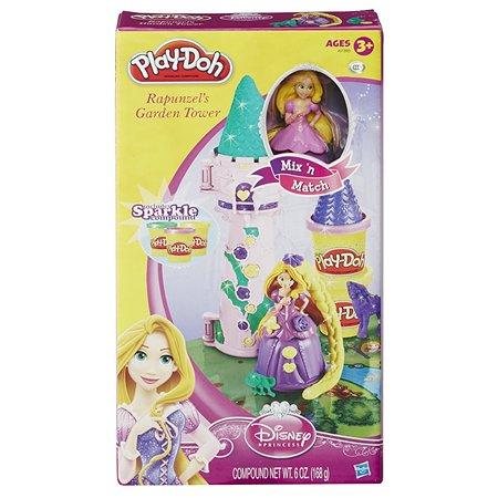 Игровой набор Play-Doh Башня Рапунцель