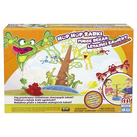 Игра настольная Mattel Веселые лягушата