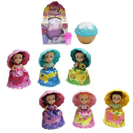 Кукла 1TOY Пироженка сюрприз с ароматом в ассортименте