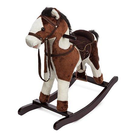 Лошадка-качалка Baby Go Бенжамин