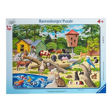 Пазл Ravensburger Домашние животные 30-48 дет