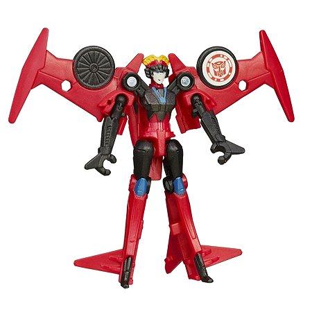 Трансформер Трансформеры Роботс-ин-Дисгайс Легион Windblade B4681