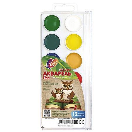 Акварель Луч Zoo 12цветов 19С 1249-08