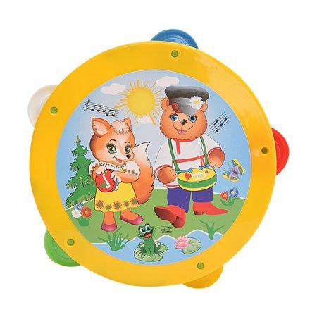 Музыкальная игрушка Аэлита Бубен