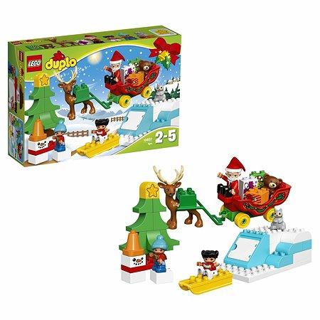 Конструктор LEGO DUPLO Town Новый год (10837)