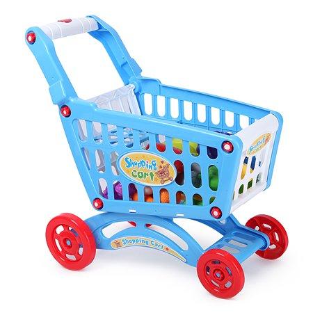 Игрушка ABC Тележка для супермаркета YJ188190095