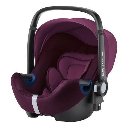 Автокресло Britax Roemer Baby-Safe2 i-Size Bundle Burgundy Red
