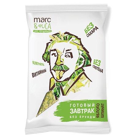 Готовый завтрак Marc&Фиса яблоко-шпинат 200г