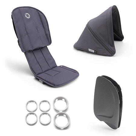 Комплект Bugaboo в коляску Ant style set 5предметов Steel Blue 910210ST01