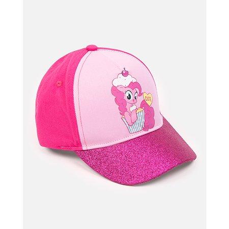 Кепка My Little Pony ярко-розовая