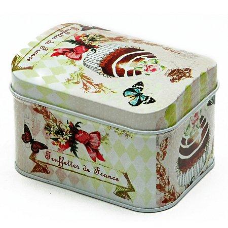 Коробка для безделушек и мелочей Magic Time Французское пирожное