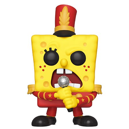 Игрушка Funko Pop Vinyl Spongebob bandoutfit Fun2303