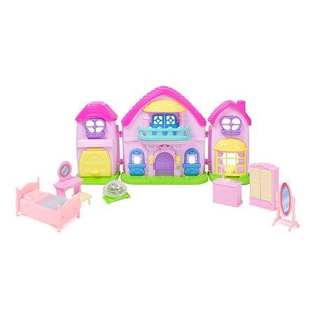 Кукольный домик Demi Star с аксессуарами