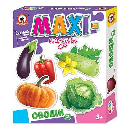 Пазл Русский стиль Овощи 2 Maxi 20 элементов