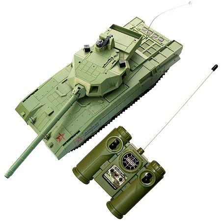 Танк Армия России РУ Армата Т-14 ВТА14