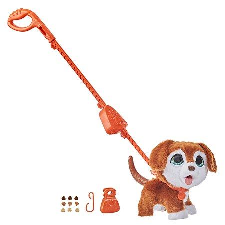 Игрушка мягкая FurReal Friends Шаловливый питомец Собака большая E89455L0