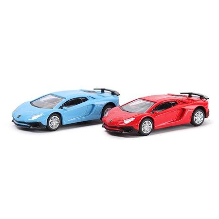 Машина Mobicaro 1:64 Lamborghini Aventador LP750-4SV в ассортименте 354994