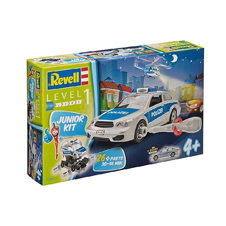 Сборная модель Revell Полицейская машина